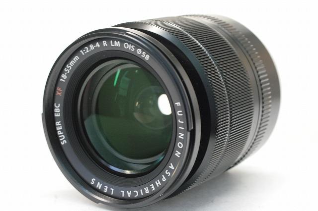 フジフィルム XF18-55