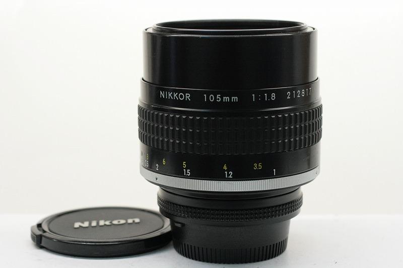 Nikon AI-S 105/1.8