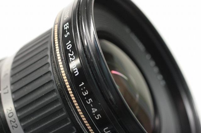 Canon  EF-S10-22/3.5-4.5 USM