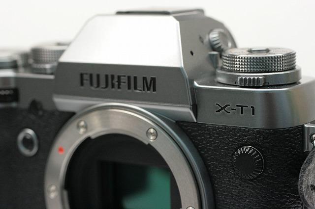 FUJIFILM X-T1 グラファイトシルバー