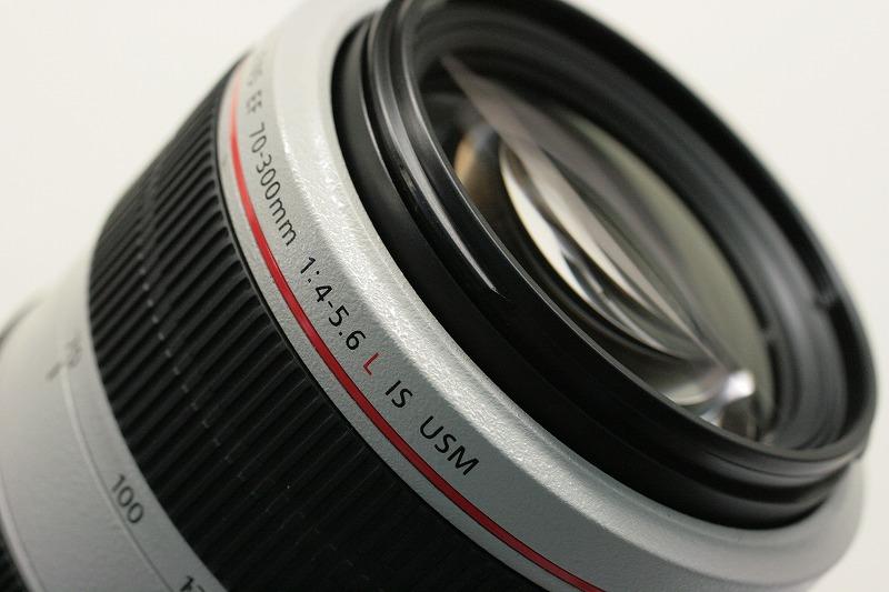 キヤノン EF70-300/4-5.6 L IS USM