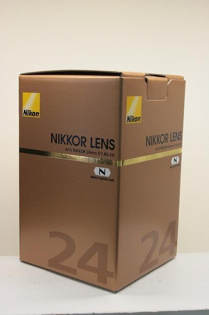 Nikon AF-S 24/1.8G ED
