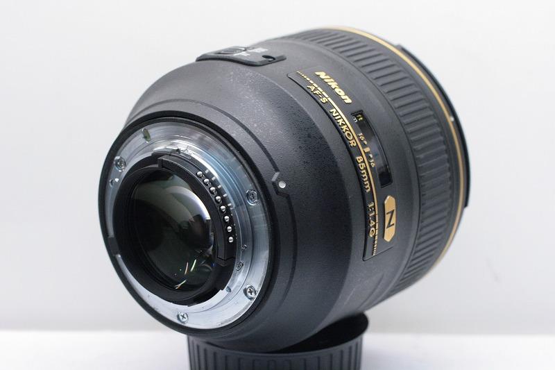 Nikon AF-S85/1.4G