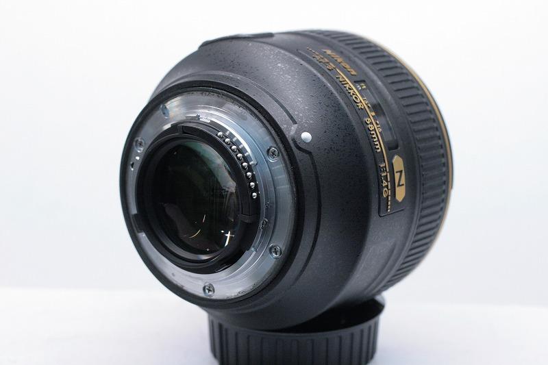 ニコン AF-S 58/1.4G