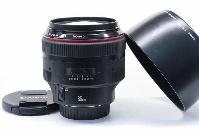 Canon EF85/1.2LⅡ