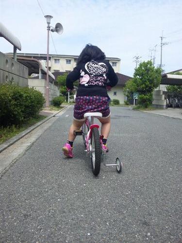 片輪自転車