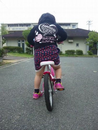コマ無し自転車