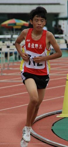 20120810記録会金岡