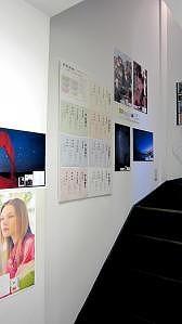 階段ギャラリー1