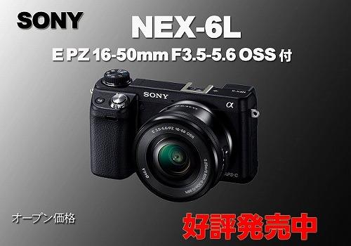 NEX6Lのコピー