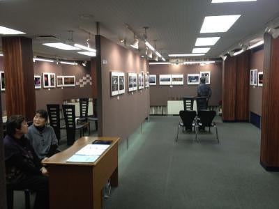 朝日フォト合同写真展1