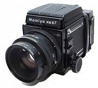 マミヤRB67ProSD