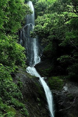猿尾滝~1
