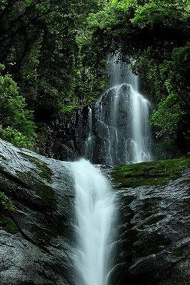 猿尾滝~3