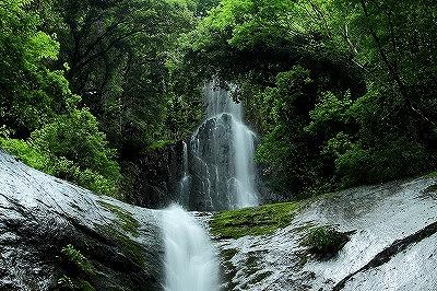 猿尾滝~4