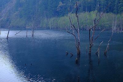 自然湖X-T1