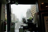 堺トラム車内3