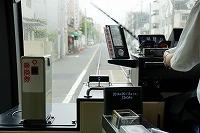 堺トラム車内2