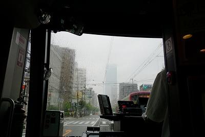 堺トラム車内4