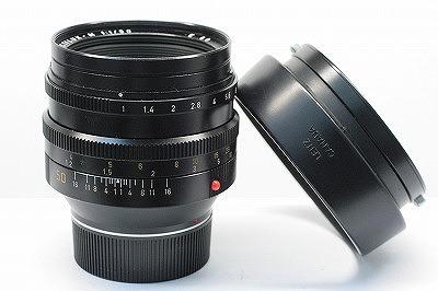 NOCTILUX-M50/1.0