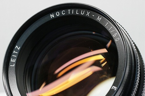 LEITZ NOCTILUX-M50/1.0