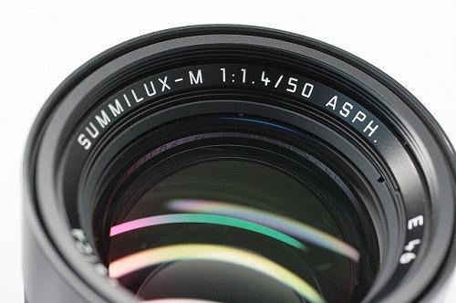 LEICA SUMMILUX-M 50/1.4