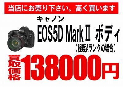 買取EOS 5DMark20513のコピー