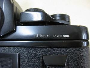 ニコン F3P