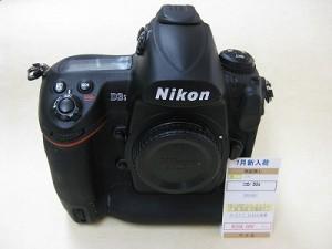 ニコン D3S