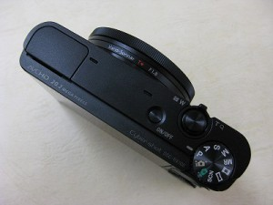 ソニー DSC-RX100