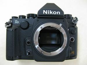 ニコン Df ブラック