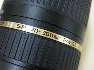タムロン AF70-300/4-5.6Di VC USD EOS用