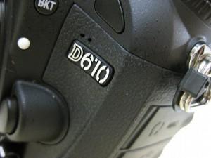 ニコン D610