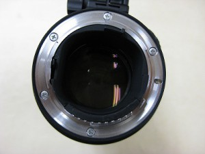 ニコン AF-S70-200/2.8GED VR