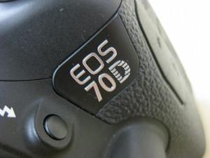 キヤノンEOS70D