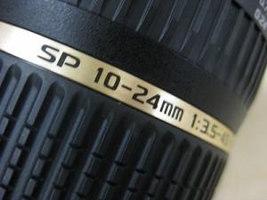 タムロン SPAF10-24/3.5-4.5DiiII ニコン用
