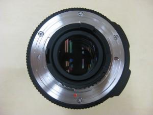 シグマ AF8-16/4.5-6.5DCHSM ニコン用