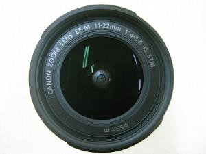 キヤノン EF-M11-22/4-5.6ISSTM