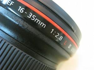キヤノン EF16-35/2.8LII