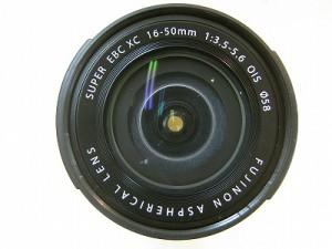 フジフィルム XC16-50/3.5-5.6OIS