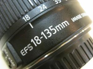 キヤノン EF-S18-135/3.5-5.6ISSTM