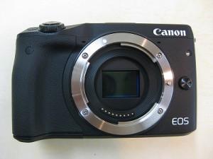 キヤノン EOS-M3