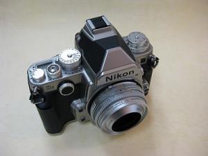 ニコン Df AI-S45/2.8P