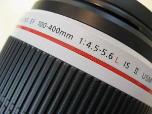 キヤノン EF100-400/4.5-5.6LISII