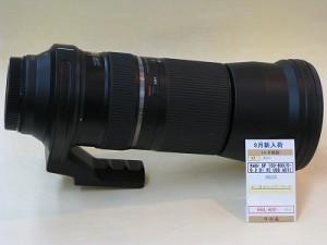 タムロン AF150-600/5-6.3Di VC EOS用