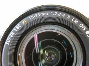 フジフィルム XF18-55/2.8-4R LM OIS