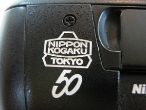 ニコン F5 50周年記念モデル