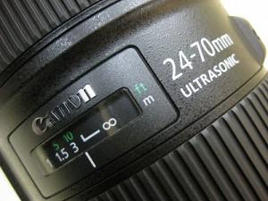 キヤノン EF24-70/2.8LII USM