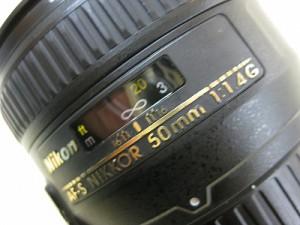 ニコン AF-S50/1.4G