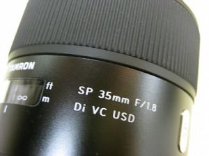 タムロン SPAF35/1.8Di VC USD EOS用